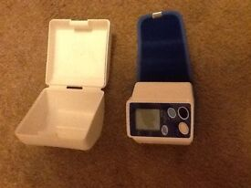 Boots blood pressure appliance in as new condition in its own case, collection only.