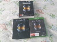 Halo Master Chief Collection Steelbox edition xbox one
