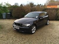 BMW 1 series 2009 (58 plate)