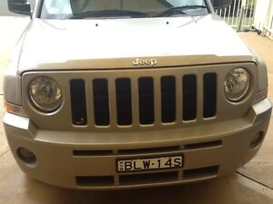 2009 Jeep Patriot Wagon Cabramatta West Fairfield Area Preview