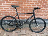Carrera bike for sale, only for spare parts!!