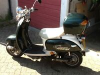 EVT Electric Scooter for sale