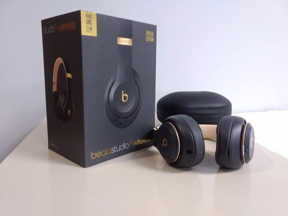 NEW Beats STUDIO 3 Wireless headphones - Shadow grey | in Southsea,  Hampshire | Gumtree