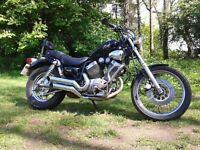 Yamaha Xv535 Virago Complete Bike Breaking For Parts