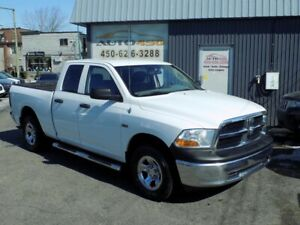 RAM 1500 ST 2012***4X4,KING CAB,BLUETOOTH***