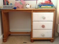 A Beautiful Childrens Dressing Table or Desk