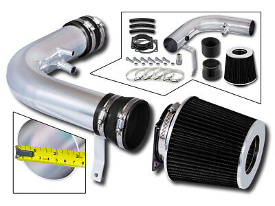 Bcp Black 97 04 Ford F150 Heritage Expedition 4 6 5 4L Racing Air Intake  Filter