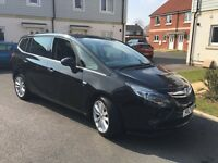 2012 Vauxhall Zafira Tourer REDUCED TO £8,500 for quick sale
