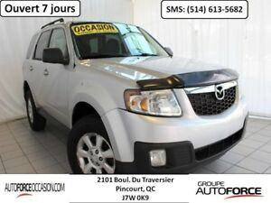 2009 Mazda Tribute GX 4CYL FWD 5 VIT TOUTE EQUIPE MAGS