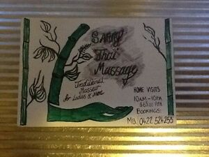 SAMMI THAI MASSAGE Parkville Melbourne City Preview