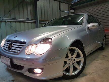 Mercedes Benz C230 Sports Evolution Coupe MINT! BARGAIN! BE QUICK