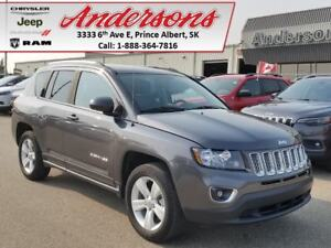 2016 Jeep Compass High Altitude *4X4/Heated Seats*