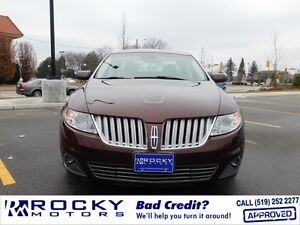 2010 Lincoln MKS $14,995 PLUS TAX