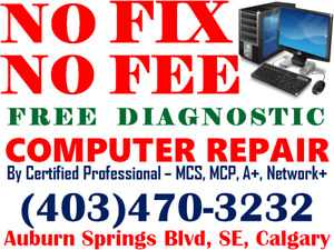 Desktop and Laptop Computer Repair and Office Networking