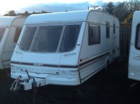 1997 swift challenger 520se /4 berth end changing room