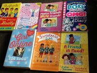 Collection girls books