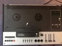 Telefunken Magnetophon 3000 reel to reel tape recorder
