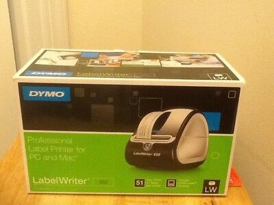 Dymo Labelwriter Turbo 450 Label Thermal Printer