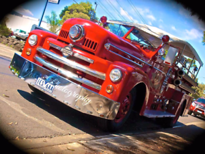Fire truck, LS2 6LITRE V8