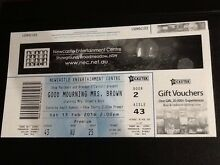 Good Mourning Mrs Brown ticket for sale Singleton Singleton Area Preview