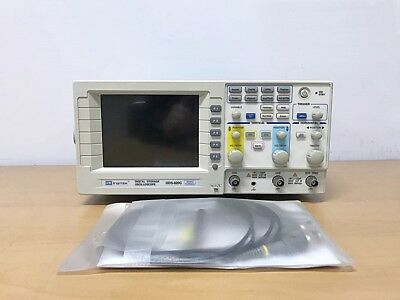 Gw Instek Gds-820c 150mhz 2ch Oscilloscope With P6100 Probes