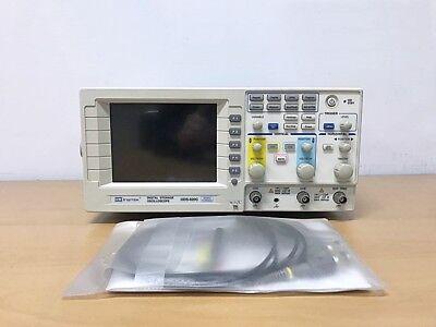 Gw Instek Gds-820c 150mhz 2ch Oscilloscope With P6100 Probes