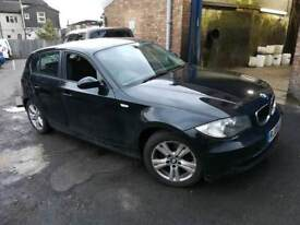 2008 BMW 1 Series 1.6 116i SE 5DR++Full Service History+Low Mileage+Drives Well