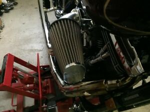 Harley KN air filter!