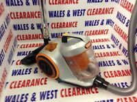 Refurbished VAX Vacuum cleaner silver/orange