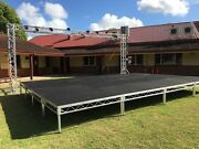 Stage hire Lakelands Mandurah Area Preview