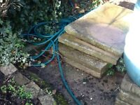 Large paving slabs free to collect