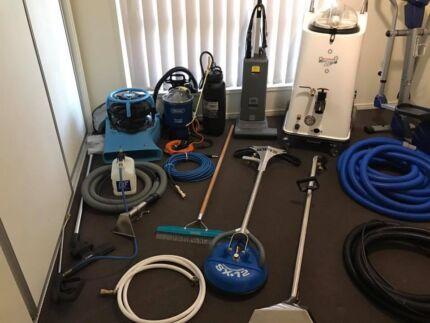 For Sale - Apollo HP Potable Carpet Cleaning Machine & Equipment