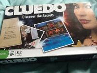 Cluedo Board Game - used in very good condition