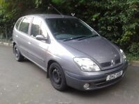 02 SCEINIC FOR PARTS OR REPAIR