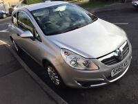 60 plate Vauxhall Corsa 1.3 cdti ecoflex 16v, Annual roadtax only 30GBP, 12 months mot,