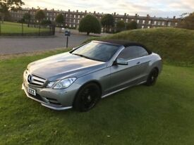 IMMACULATE AUTOMATIC DIESEL MERCEDES E250 - £16,000.00