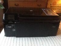 HP Photosmart Wireless B110 series colour printer