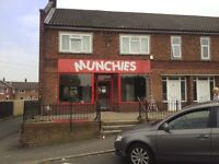 Hot Food Takeaway Business In Northwich For Sale