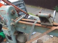 WADKIN RS LATHE FOR SALE 3 PHASE WOOD TURNING LOCATION BEDFORD