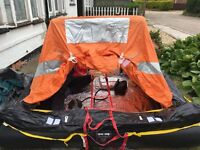 NEW bombarde life raft or ideal swimming pool!
