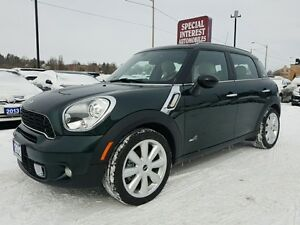 2012 Mini Cooper S Countryman Base ALL4 !! ACCIDENT FREE !!!...