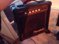 small guitar/bass amplifier for sale, amp
