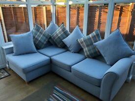 DFS Jasper Corner Sofa (excellent Condition)