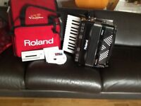 Roland FR1X Accordian - Mint Condition