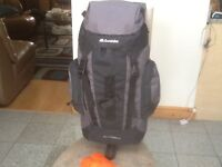 Brand new/unused Eurohike a pathfinder 35(litre capacity&designed to house a water pouch)rucksack