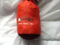 VANGO STORM SHELTER 200 SURVIVAL TENT NEW