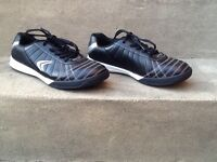 Clarks Trainers Black Size 4 H