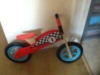 Balance Bike (RED)