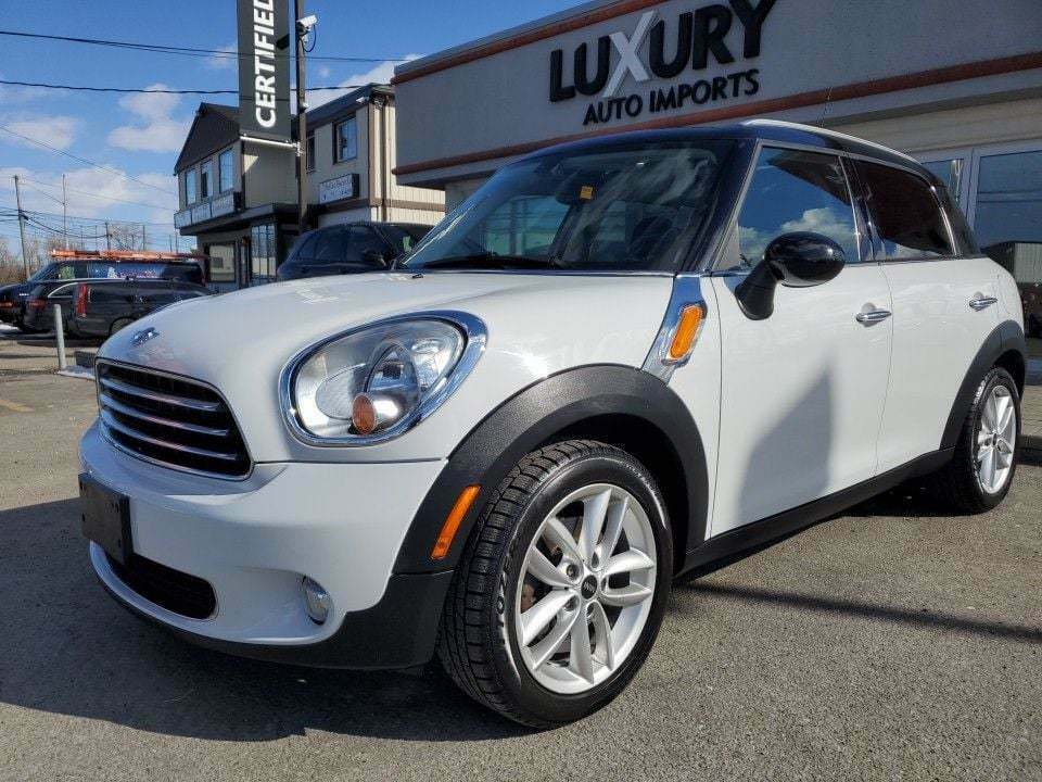 2012 Mini Cooper Countryman Accident Free Panoramic Roof 69k Cars