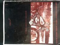 Harley-Davidson softail models factory Service Manual 2001